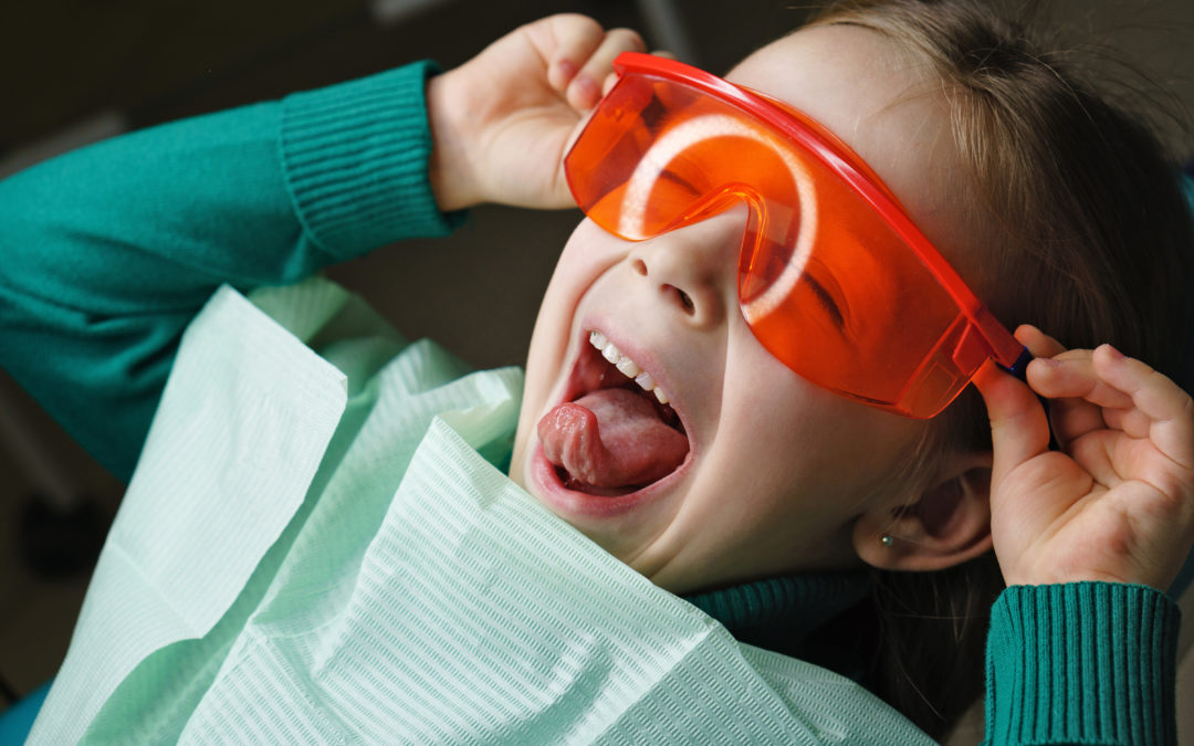 Dentophobia: Managing a child's fear of the dentist
